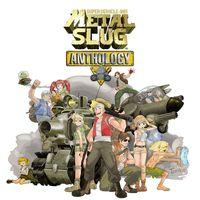 Portada oficial de Metal Slug Anthology para PS4