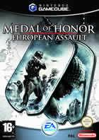 Portada oficial de Medal of Honor European Assault para GameCube