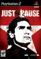 Portada oficial de Just Cause para PS2