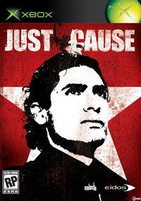 Portada oficial de Just Cause para Xbox