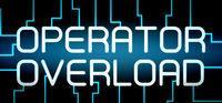 Portada oficial de Operator Overload para PC