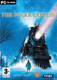 Portada oficial de Polar Express para PC