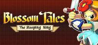 Portada oficial de Blossom Tales: The Sleeping King para PC