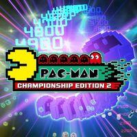 Portada oficial de PAC-MAN Championship Edition 2 para PS4