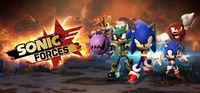 Portada oficial de Sonic Forces para PC