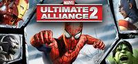 Portada oficial de Marvel: Ultimate Alliance 2 para PC