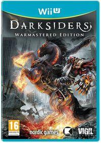 Portada oficial de Darksiders: Warmastered Edition para Wii U