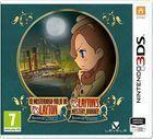 Portada oficial de de Layton's Mystery Journey: Katrielle and The Millionaire's Conspiracy para Nintendo 3DS