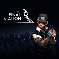 Portada oficial de The Final Station para PS4