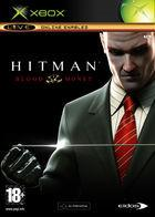 Portada oficial de Hitman: Blood Money para Xbox