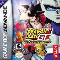 Portada oficial de Dragon Ball GT: Transformation para Game Boy Advance