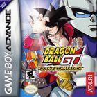 Portada oficial de Dragon Ball GT: Transformation para Game Boy Advance