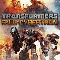 Portada oficial de Transformers: Fall Of Cybertron para PS4