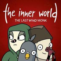 Portada oficial de The Inner World - The Last Wind Monk para PS4