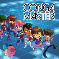 Portada oficial de Conga Master para PS4