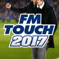 Portada oficial de Football Manager Touch 2017 para iPhone