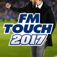 Portada oficial de Football Manager Touch 2017 para Android