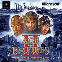Portada oficial de Age of Empires 2 para PC