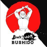 Portada oficial de Black & White Bushido para PS4