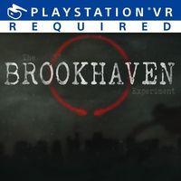 Portada oficial de The Brookhaven Experiment para PS4