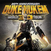 Portada oficial de Duke Nukem 3D: 20th Anniversary World Tour para PS4