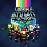Portada oficial de Chroma Squad para PS4