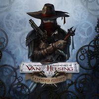 Portada oficial de The Incredible Adventures of Van Helsing para PS4