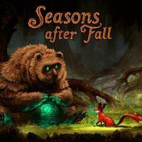Portada oficial de Seasons After Fall para PS4