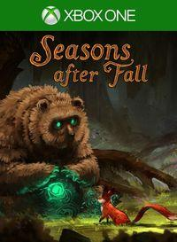 Portada oficial de Seasons After Fall para Xbox One