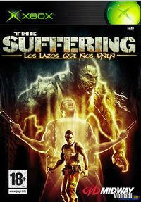 Portada oficial de The Suffering Ties that Bind para Xbox