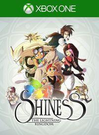 Portada oficial de Shiness: The Lightning Kingdom para Xbox One