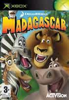 Portada oficial de Madagascar para Xbox