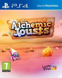 Portada oficial de Alchemic Jousts para PS4