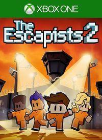 Portada oficial de The Escapists 2 para Xbox One