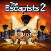 Portada oficial de The Escapists 2 para PS4