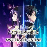 Portada oficial de Accel World vs. Sword Art Online: Millennium Twilight PSN para PSVITA