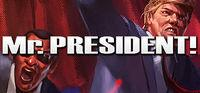 Portada oficial de Mr.President! para PC