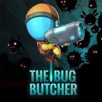 Portada oficial de The Bug Butcher para PS4