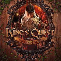 Portada oficial de King's Quest - Chapter V: The Good Knight PSN para PS3