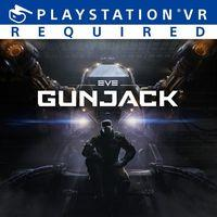 Portada oficial de EVE: Gunjack para PS4