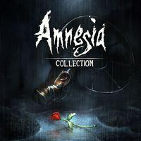 Portada oficial de Amnesia: Collection para PS4