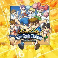 Portada oficial de River City Super Sports Challege ~All Stars Special~ PSN para PS3