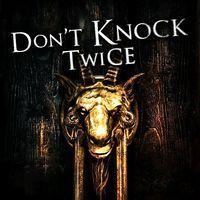 Portada oficial de Don't Knock Twice para PS4