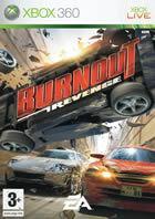 Portada oficial de Burnout Revenge para Xbox 360