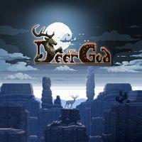 Portada oficial de The Deer God para PS4