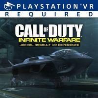 Portada oficial de Call of Duty: Infinite Warfare - Jackal Assault VR Experience para PS4