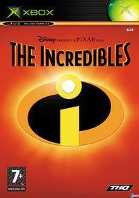 Portada oficial de Los Increibles 2 para Xbox