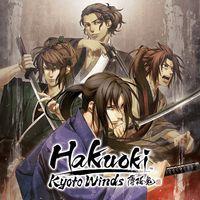 Portada oficial de Hakuoki: Kyoto Winds para PSVITA