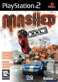 Portada oficial de Mashed XXL para PS2
