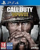 Portada oficial de de Call of Duty: WWII para PS4
